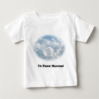 感動的な雲#2 -数々のなプロダクト ベビーTシャツ