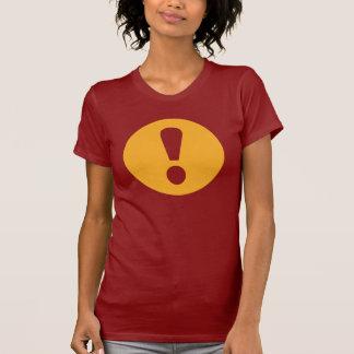 感嘆符 Tシャツ