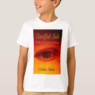 感情的なインク Tシャツ