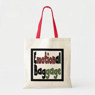 感情的な手荷物 トートバッグ