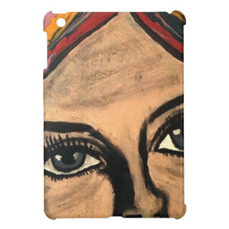 感情的な目 iPad MINI カバー