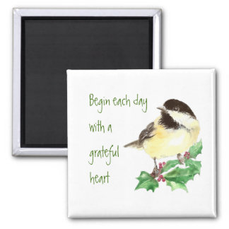 感謝したハートの《鳥》アメリカゴガラの鳥の芸術を毎日始めて下さい マグネット