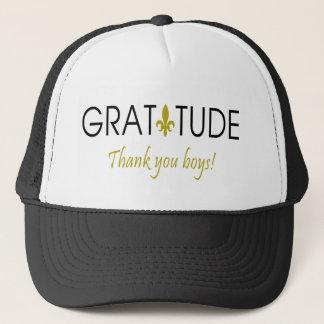 感謝の帽子 キャップ
