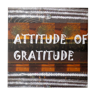 感謝の文字の知恵の単語の態度 タイル