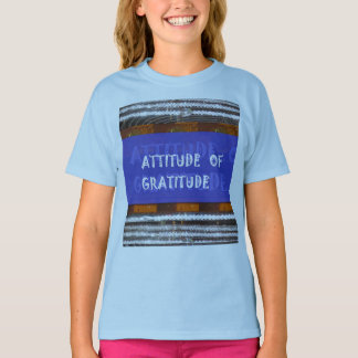 感謝の販売のワイシャツのフード付きスウェットシャツのジャージーの態度 Tシャツ