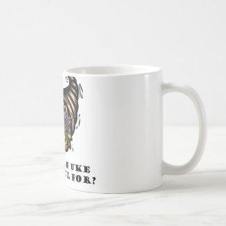 感謝祭のウクレレ コーヒーマグカップ