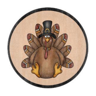 感謝祭のトムトルコの休日 カッティングボード
