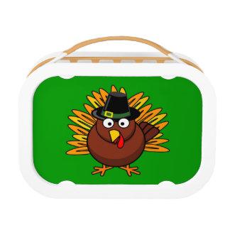 感謝祭のトルコのお弁当箱 ランチボックス