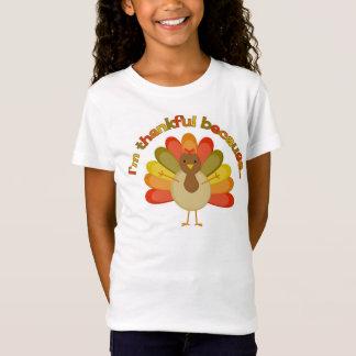 感謝祭のトルコの姉の発表のワイシャツ Tシャツ