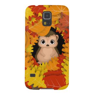 感謝祭のハリネズミSamsung S5、やっとそこに Galaxy S5 ケース