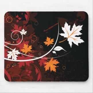 感謝祭の秋の葉かえでのカスタムプロダクト マウスパッド
