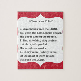 感謝祭の聖なる書物、経典 ジグソーパズル