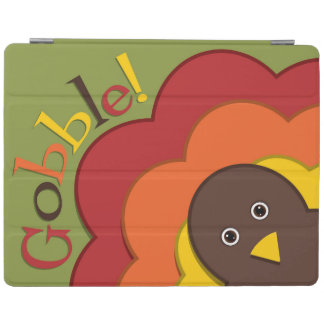 感謝祭の隠れる七面鳥 iPadスマートカバー