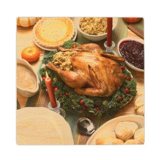 感謝祭の饗宴 ウッドコースター