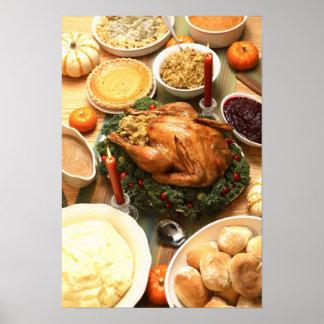 感謝祭の饗宴 ポスター