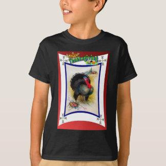 感謝祭を祝うこと Tシャツ