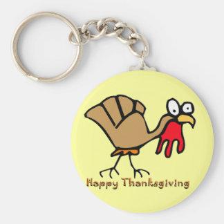 感謝祭トルコ キーホルダー