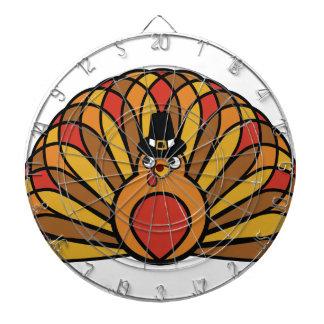 感謝祭トルコ ダーツボード