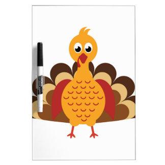 感謝祭トルコ ホワイトボード