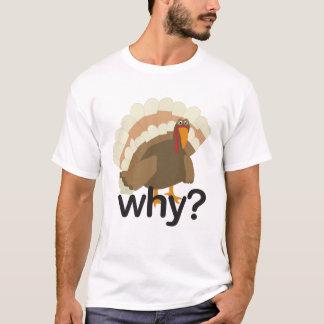 感謝祭トルコ Tシャツ