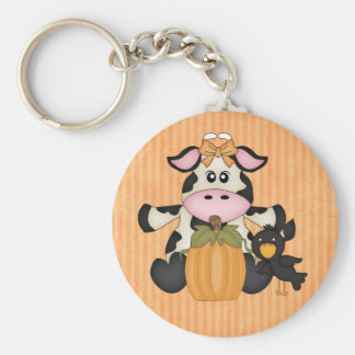 感謝祭牛keychain キーホルダー