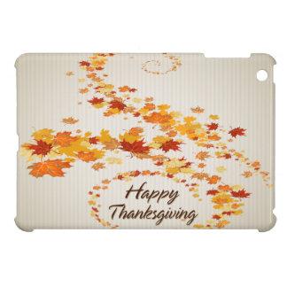 感謝祭4の穹窖の箱のSpeckの幸せな場合 iPad Miniケース