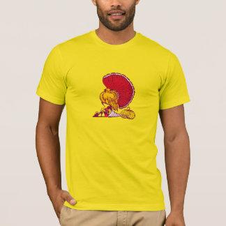 感謝祭Turquey Tシャツ