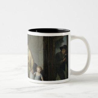 慈善のレッスン ツートーンマグカップ