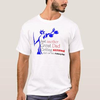 慈悲深い権利の生命、自由および追求 Tシャツ