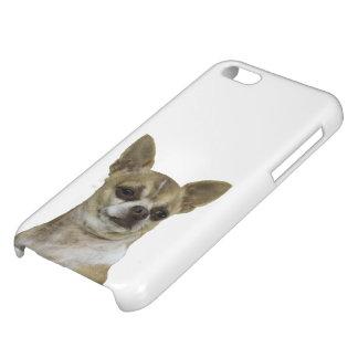 態度のチワワ iPhone5C カバー