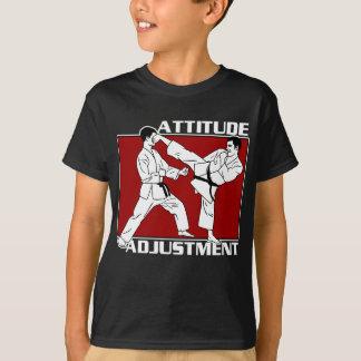 態度の調節 Tシャツ