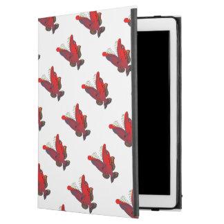 """態度の""""Steevo叔父さん""""の魚 iPad Pro 12.9"""" ケース"""