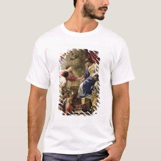 慎重さの一流の平和および豊富、c.1645 (油 tシャツ