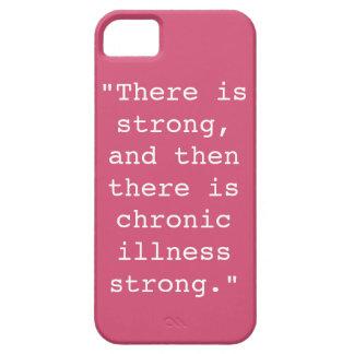 慢性の病気の強い電話箱 iPhone SE/5/5s ケース