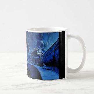 慰め公園の植物園 コーヒーマグカップ