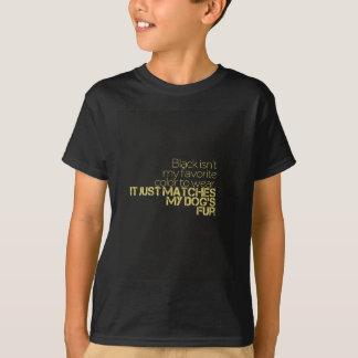 憂うつの毛皮のTシャツ Tシャツ