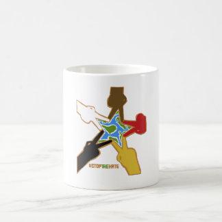 憎悪のマグをストップ コーヒーマグカップ