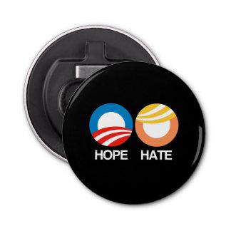 憎悪(切札)対希望(オバマ) 栓抜き