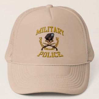 憲兵のスカルの帽子 キャップ