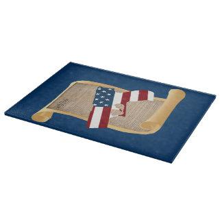 憲法のまな板 カッティングボード