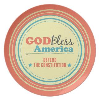 憲法を守って下さい プレート