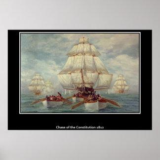 憲法1813年のポスターの追跡 ポスター