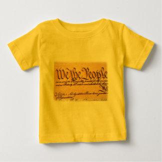 憲法 ベビーTシャツ