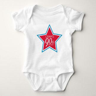 懇親会の幼児クリーパー12 Mos ベビーボディスーツ