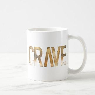 懇願して下さい コーヒーマグカップ