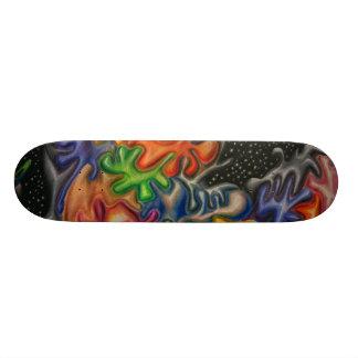 懐しい想い出 スケートボード