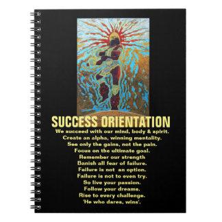 成功のオリエンテーション-成功のオリエンテーションのノート ノートブック
