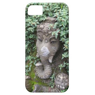 成功のGanesha象のヒンズー教の神 iPhone SE/5/5s ケース