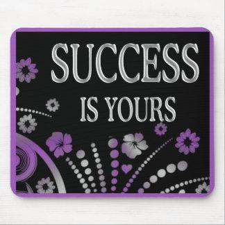 成功はあなたのです マウスパッド