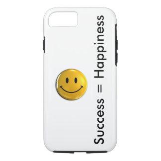 成功は幸福です iPhone 8/7ケース